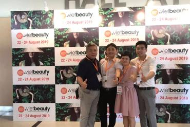 Mekong Beauty Show &  Vietbeauty 2019